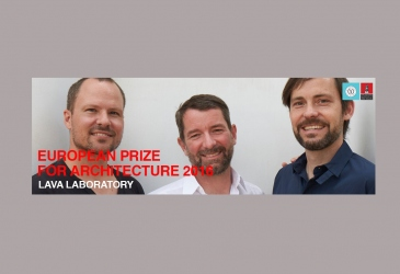 LAVA Laureates European Prize for Architecture