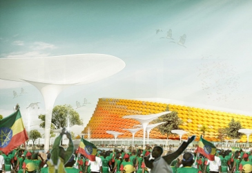 New national stadium for Ethiopian football fans