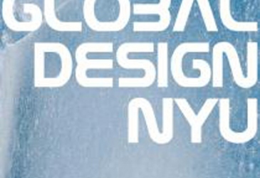 GLOBAL DESIGN NYU AT THE LONDON DESIGN FESTIVAL