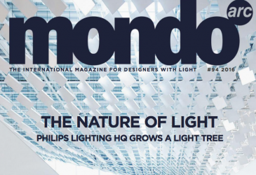 MONDO ARC MAGAZINE FEATURES PHILIPS